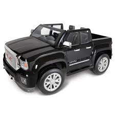 mini jeep wrangler for kids electric powered mini gmc denali is the ride for big kid ballers