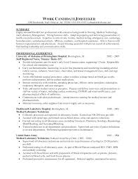 resume examples 10 good detailed completed examples of nursing