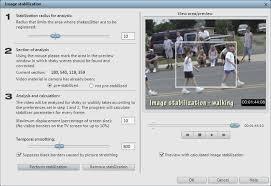 movie edit pro image stabilization