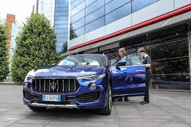 maserati jeep 2017 real grand touring italy to england in a maserati levante motor