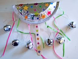New Year S Homemade Decorations purim gragger idea diy new years noise maker with aluminum pan