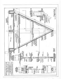 a frame cabin designs free a frame cabin plans blueprints construction documents sds