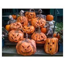 Paper Mache Ideas For Home Decor Paper Mache Halloween Pumpkins And A Centaur U2013 Via Polyvore
