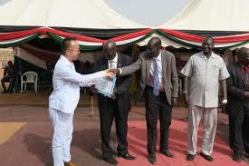 Radio Miraya Juba News Unmiss Receives Certificate Of Appreciation From The Juba