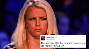 Britney Meme - nothing s more funny than the memes reacting to hoax rip britney