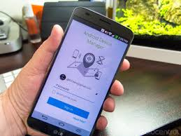 change password on android phone android device manager updated now has a password prompt