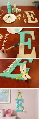 best 25 decorate wooden letters ideas on painted