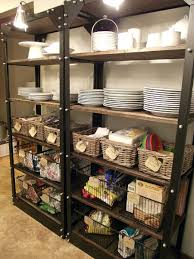 wondrous design kitchen open shelving metal best 25 shelves ideas