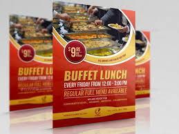 cara membuat brosur makanan 23 contoh brosur dan contoh flyer makanan produk sekolah iklan