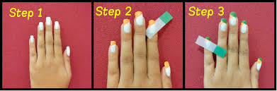 diy nail art you should try this republic day style u0026 beauty idiva