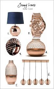 58 best rose gold love images on pinterest copper decor ideas