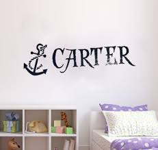 popular name vinyl stickers buy cheap name vinyl stickers lots cacar custom name stickers vinyl wall sticker home decor living room wall pictures bedroom decorative stickers