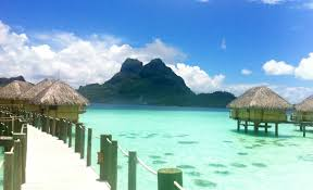 bora bora pearl beach resort honeymoon package includes breakfast