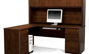 Dorm Desk Bookshelf Inviting Impression Espresso Executive Desk Fancy Dorm Desk