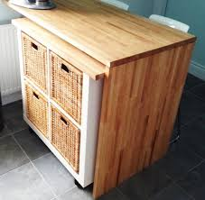 diy ikea kitchen island 24 brilliant ikea hacks to transform your kitchen and pantry