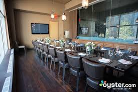 private dining room at blt bar and grill at the w new york