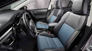 toyota corolla 2017 interior 2016 toyota corolla s plus review with price photos power