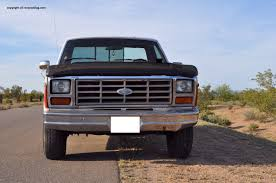 Vintage Ford Truck Mirrors - 1985 ford f250 xl review rnr automotive blog