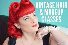 vintage hair le keux birmingham leeds vintage salon cosmetics
