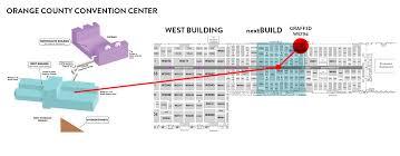 orange county convention center map 2017 nahb international builders graff3d