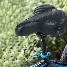 Most Comfortable Beach Cruiser Seat Wide Bicycle Seat Ebay