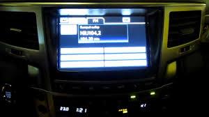 lexus australia map update lexus lx570 navi youtube