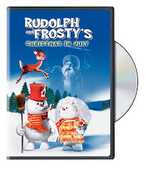 amazon rudolph frosty u0027s christmas july jackie vernon