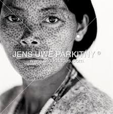 burma u0027s bloodfaces tribal tattoos of chin women from myanmar