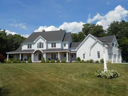 what is a colonial house oversized colonial with full farmer s porch is very grand what is