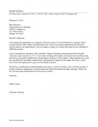enchanting samples of covering letter for job application 45 on