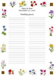 wedding flowers list wedding flowers wedding flowers list