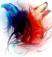 eagle wolf by hurricane33 on deviantart