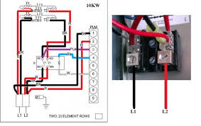 electric heat strip wiring diagram diagram wiring diagrams for