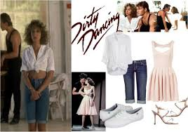 Dirty Dancing Halloween Costume Costume Déguisement Halloween Sur Le Thème Hollywood