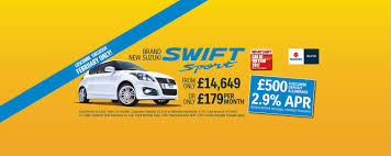 new suzuki swift sport u2013 luscombe suzuki leeds west yorkshire