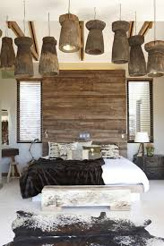 Rustic Vintage Bedroom - bedroom vintage bedroom light fixture with rustic wood hanging