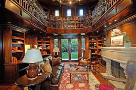 Impressive Home Library Design Ideas For - Library interior design ideas