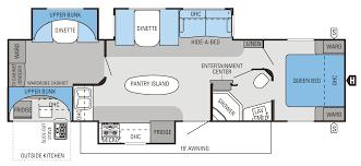 trailer floor plans 2014 eagle travel trailers floorplans u0026 prices camping world rv