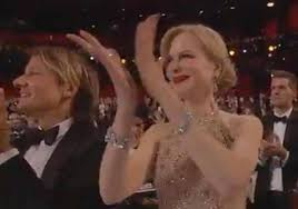 Applause Meme - nicole kidman explains her surreal clapping at 2017 oscars the