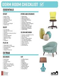 Dorm Room Desk Chair Off To College Dorm Must Haves How To Go Back To In Style