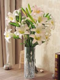 Decorate Flower Vase Cheap Fake Flowers In Vase Find Fake Flowers In Vase Deals On