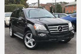 used mercedes gl class used mercedes gl class for sale in washington dc edmunds