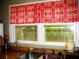 Cafe Style Curtains Kitchen Features Brown Wooden Kitchen Cabinet Diy Kitchen