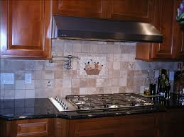 Kitchen Backsplash Ideas For Dark Cabinets Kitchen Kitchen Backsplash Design 12 Unusual Stone Backsplash