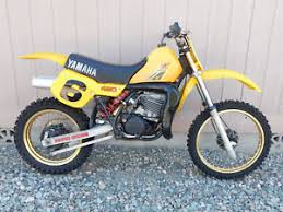 arizona mikes vintage motocross bikes 84 yamaha yz490l yz it 490 l vintage mx motocross restored racer w