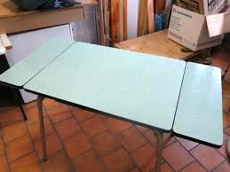 formica cuisine table de formica table cuisine occasion table de cuisine en formicat