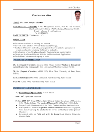 cover letter it network how to write resume for lecturer job