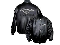 ford mustang jacket mustang mustang embroidered faux leather jacket free shipping