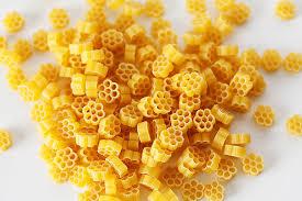 colorful pasta snowflake ornaments kix cereal