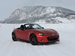 mazda sports car 5 reasons the 2016 mazda mx 5 miata is a great winter car